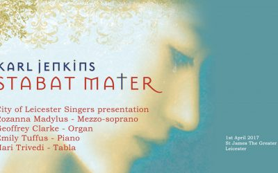 Stabat Mater – City of Leicester Singers Featuring Hari Trivedi