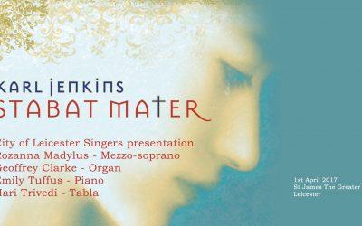 Stabat Mater – City of Leicester Singers Featuring Hari Trivedi