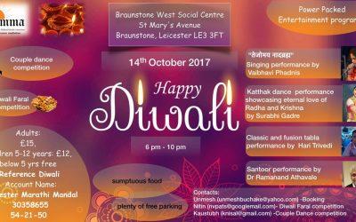 Diwali Festival – Marathi Mandal Leicester