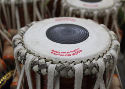 Kolkata Style Tabla Sets Mahogany Wood