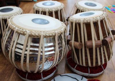 Banaras Style Tabla Set